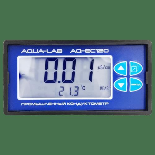 Промышленный кондуктометр AQUA-LAB AQ-EC120