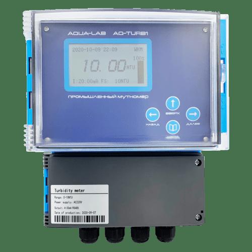 Промышленный измеритель мутности Aqua-Lab AQ-TURB1 с электродом AQ-TB1-EL3