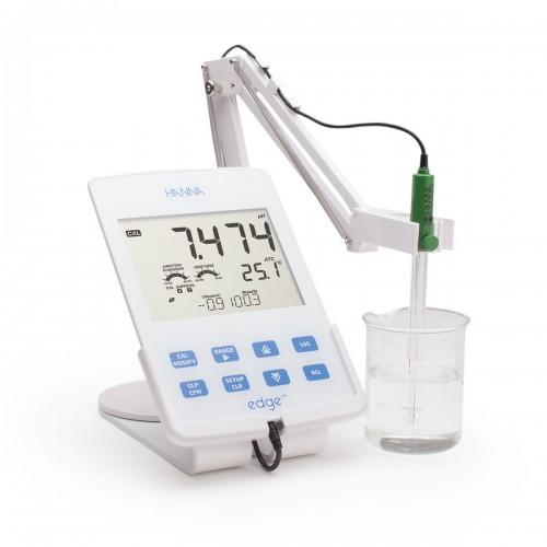Hanna Instruments HI2002-02 pH-метр серии edge с датчиком HI11310 (ГосРеестр)