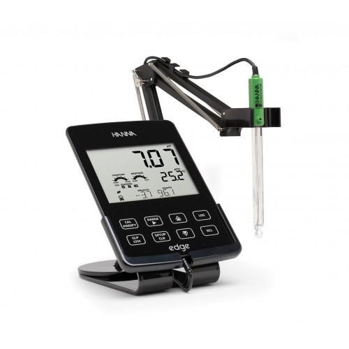 Hanna Instruments HI2020-02 edge универсальный прибор в комплекте с датчиком HI11310 для измерения рН (ГосРеестр)