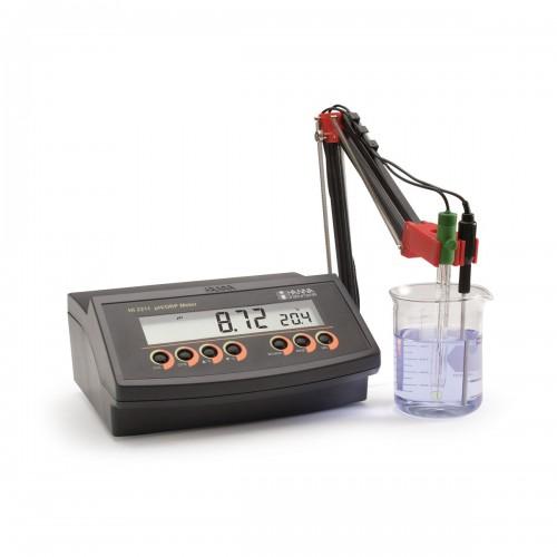 Hanna Instruments HI2211-02 микропроцессорный рН/С-метр (ГосРеестр)