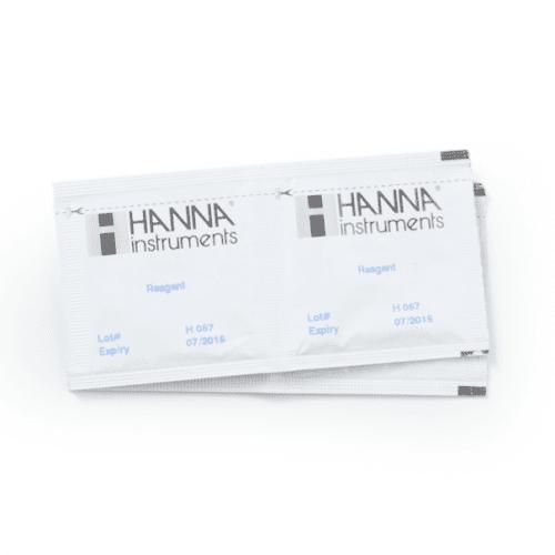 Hanna Instruments HI93746-01 тесты на железо, низкие концентрации (50 тестов)
