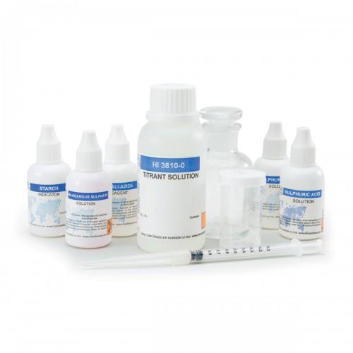 Hanna Instruments HI3810 тест-набор на растворенный кислород
