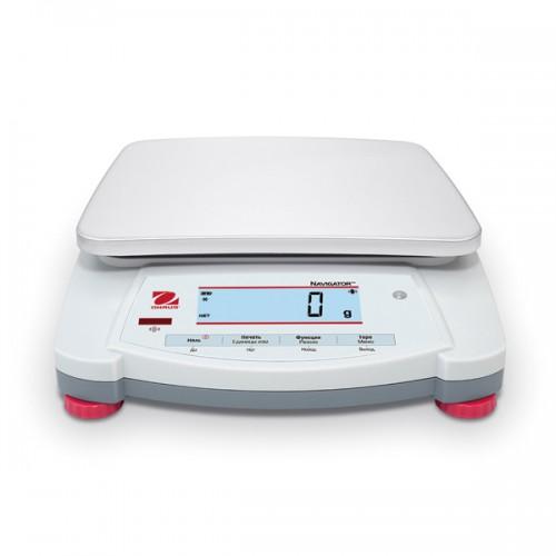 Портативные весы OHAUS Navigator NV221