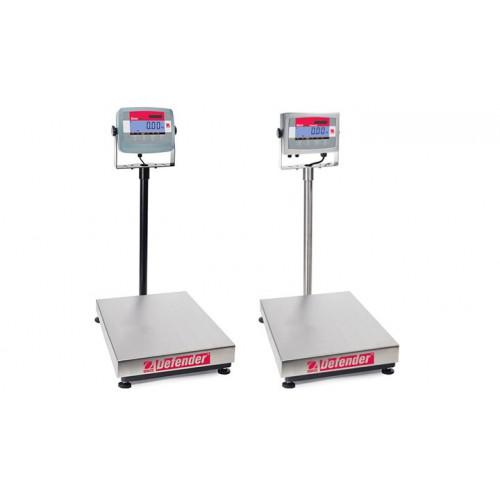 Платформенные напольные весы OHAUS Defender 3000 D31P150BL