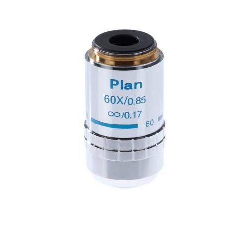 Объектив для микроскопа 60х/0,85 Plan Л беск./0,17 (для Микромед 3 ЛЮМ)