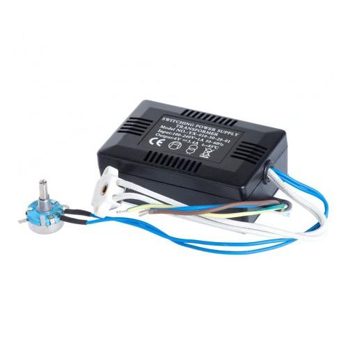 Блок питания с регулятором и светодиодом к Микромед-1 LED (2,5V, 3W)