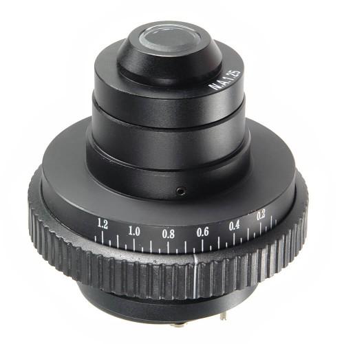 Конденсор Аббе А1,25 для микроскопа
