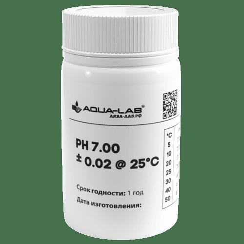 Калибровочный раствор AQUA-LAB PH-7 для калибровки электродов 55 мл