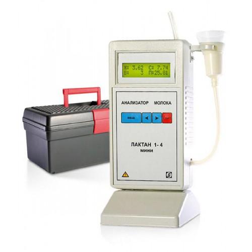 Анализатор качества молока Лактан 1-4 М Сибагроприбор исполнение мини (индикатор)