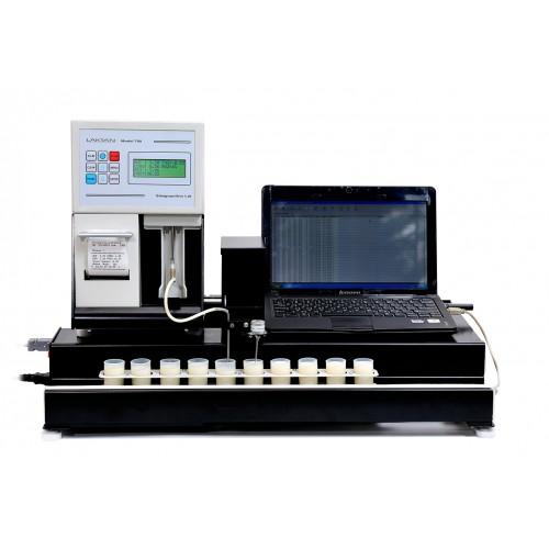 Автоматизированный измерительный комплекс Лактан Сибагроприбор исполнение 700