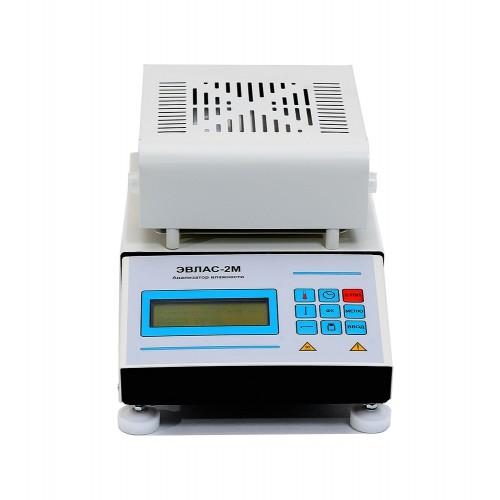 Анализатор влажности Эвлас-2М Сибагроприбор (высокоточный) с гирей 5 г