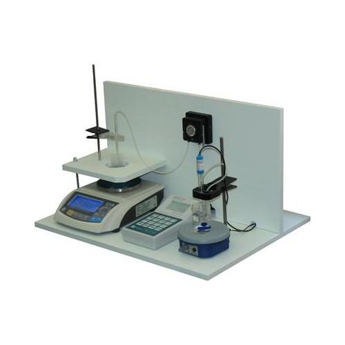 Комплект для автоматического кислотно-основного титрования водных сред Титрион-рН Сибагроприбор