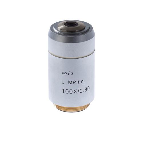 Объектив 100х/0,80 LMPlan беск./0 (для Микромед МЕТ)