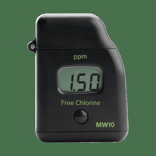Milwaukee Electronics (США) MW10 (Фотометр свободный хлор)