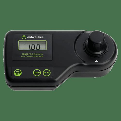 Milwaukee Electronics (США) Mi407 (Профессиональный фотометр аммиака)