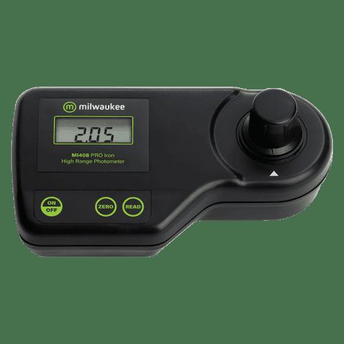 Milwaukee Electronics (США) Mi408 профессиональный фотометр железо
