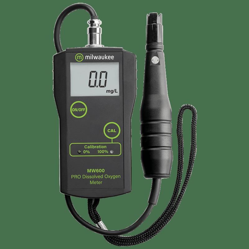 Milwaukee MW600 (оксиметр для растворенного кислорода)