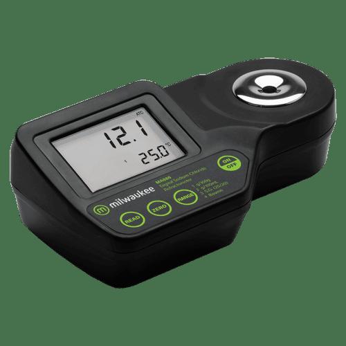 Milwaukee MA886 рефрактометр для измерения хлорида натрия (NaCl)