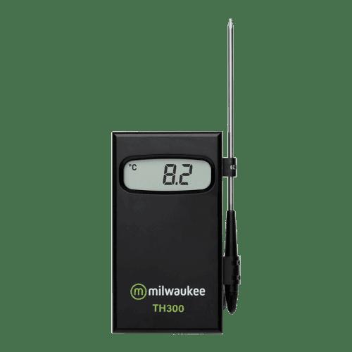 Milwaukee TH300 (термометр стальной электрод с проводом 1 м, от -50°C до 150°C)