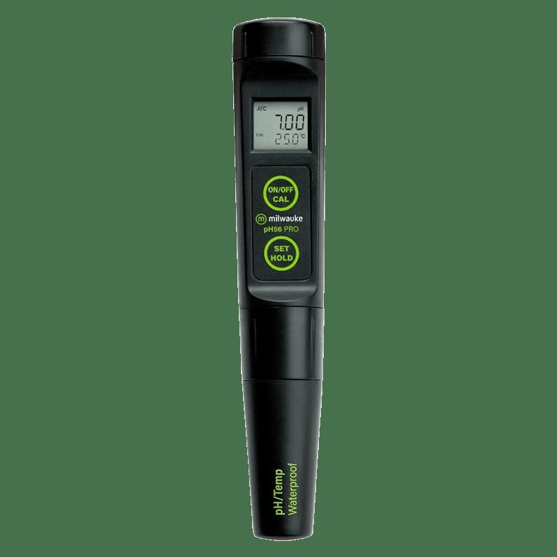 Milwaukee pH56 (сверхточный pH метр/Термометр)