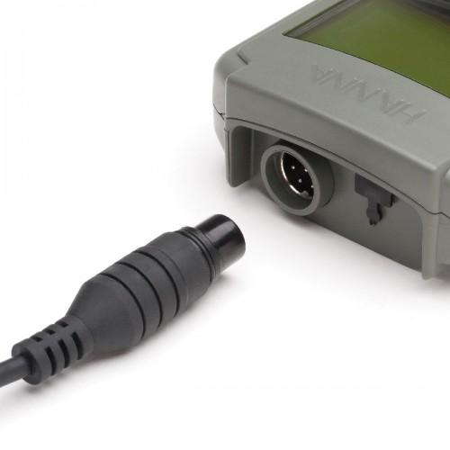 HANNA Instruments HI98194 портативный мультипараметровый рН/ОВП/кондуктометр/оксиметр (ГосРеестр)