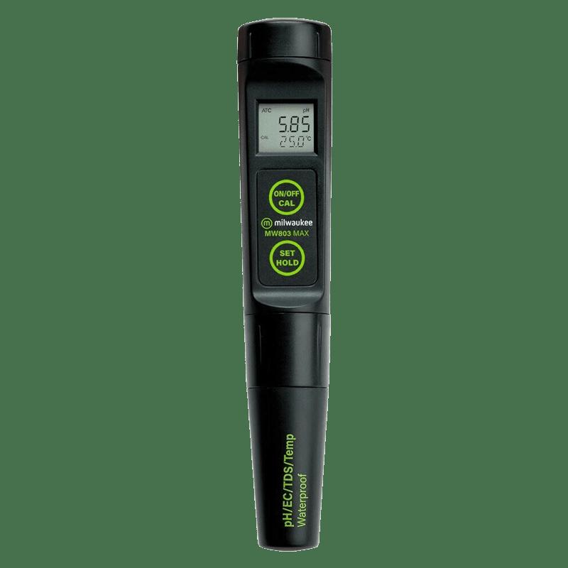 Milwaukee MW803 (мультимонитор pH/EC/TDS/°С метр)