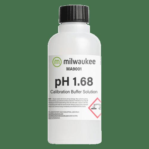 Milwaukee MA9001 (калибровочный раствор pH 1.68 230мл)