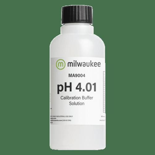 Milwaukee MA9004 (калибровочный раствор pH 4.01 230мл)