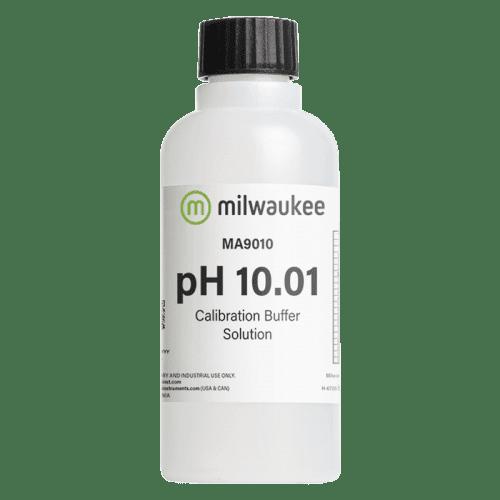 Milwaukee MA9010 (калибровочный раствор pH 10.01 230мл)
