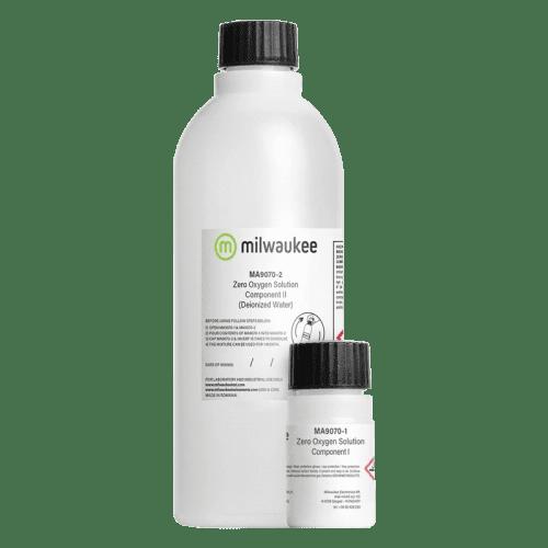 Milwaukee MA9070 (калибровочный раствор нулевого кислорода 500мл + 12гр)