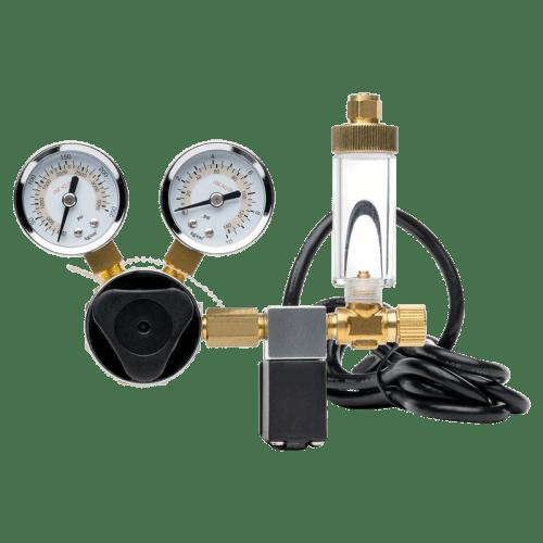 Milwaukee MA957 CO2 регулятор с электромагнитным клапаном