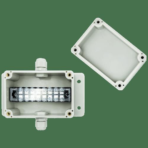 AQUA-LAB F4-05 разветлитель кабелей электродов открытая коммутационная коробка