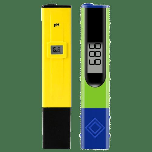 Набор приборов для измерений pH и ОВП