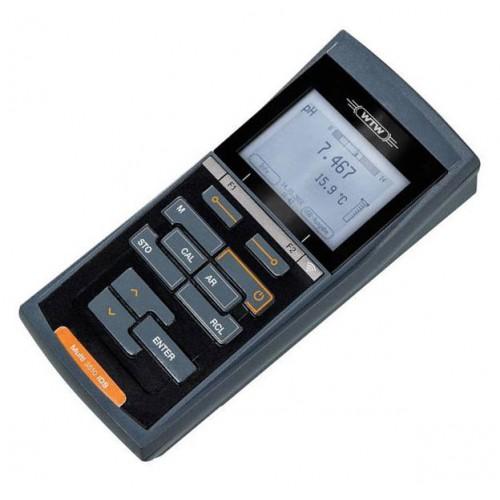 Портативный прибор Multi 3510 с датчиком растворенного кислорода FDO 925, кабель 6 м и защитная насадка