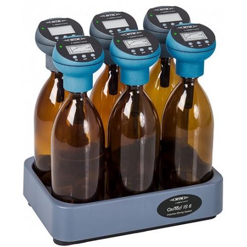 PF 600 бутыль янтарного стекла для систем определения БПК OxiTop, 510 мл