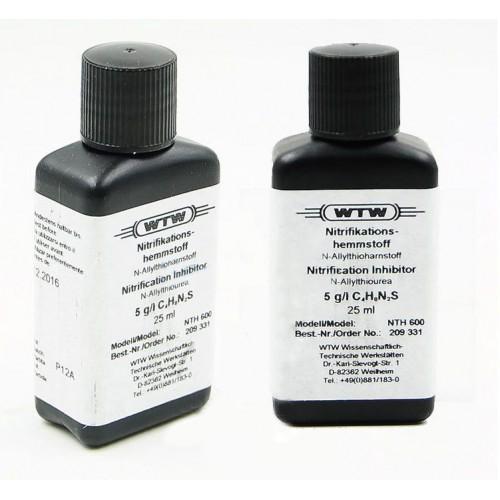 WTW NHP 600 гидроксид натрия, для определения БПК, 2 бутылки по 50 г n/z