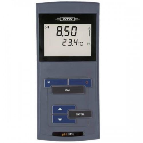 WTW рН 3110 SET 2 рН-метр портативный (ГосРеестр) в кейсе c электродом SenTix 41