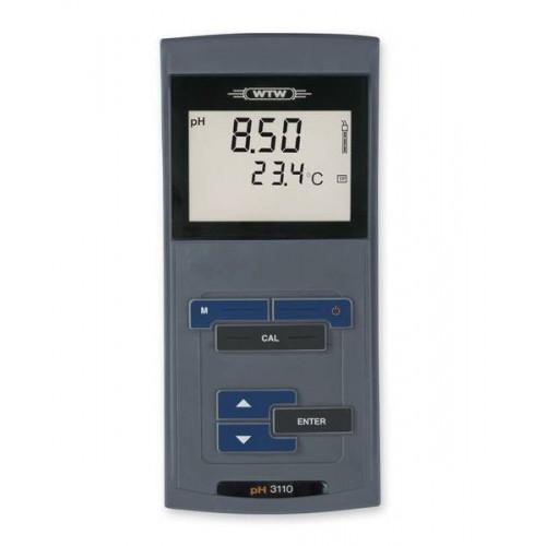 WTW pH 3310 SET 2 рН-метр (ГосРеестр) в кейсе с электродом SenTix 41 и аксессуарами