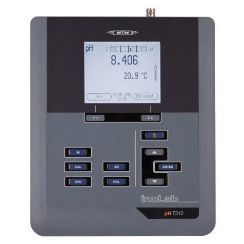 WTW inoLab pH 7310 рН-метр (ГосРеестр) c SenTix 41