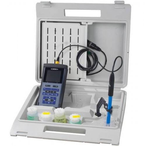 WTW Multi 3620 SET C (ГосРеестр) с двумя датчиками (pH и EC)