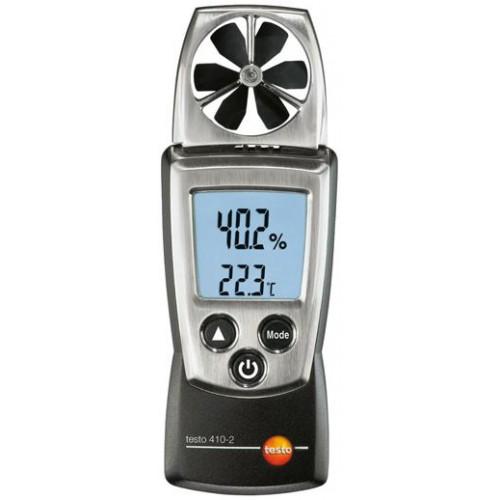 Анемометр с крыльчаткой и сенсором влажности TESTO 410-2 (ГосРеестр)