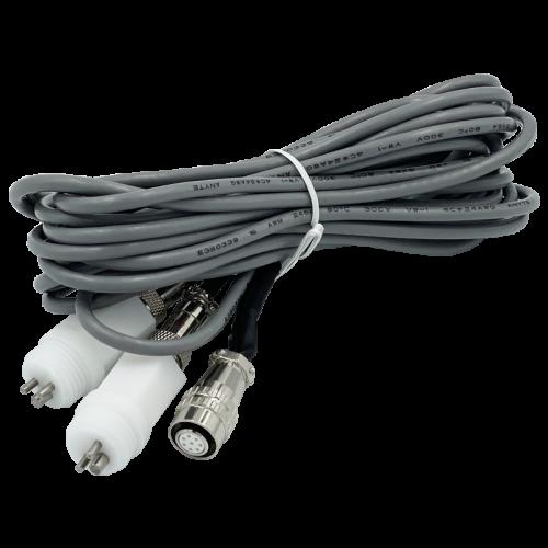 Двухканальный TDS/EC монитор для воды LDM-100R HM Digital