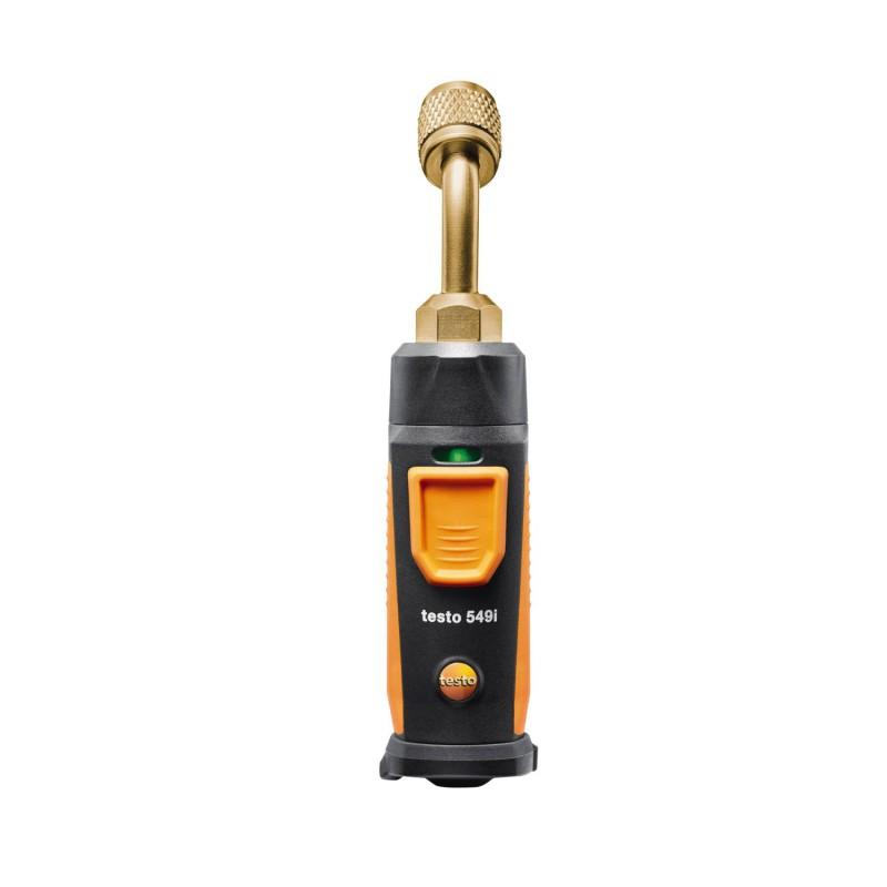 Манометр (смарт-зонд) высокого давления TESTO 549i, управляемый со смартфона (ГосРеестр)