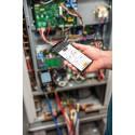 Цифровой манометрический коллектор TESTO 550s комплект 1 в кейсе