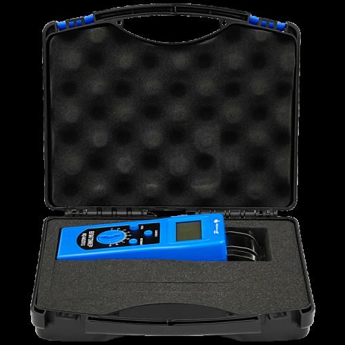 Влагомер текстильный AQUA-LAB AQ-M10TX1 кейс для переноски и хранения прибора