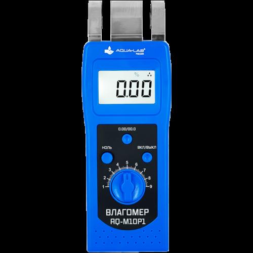 AQUA-LAB AQ-M10P влагомер для бумаги индукционный
