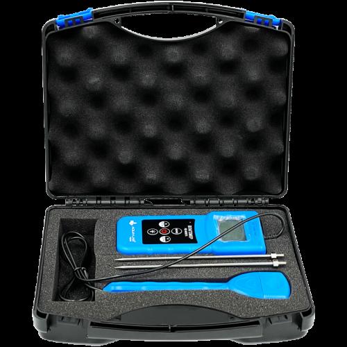 Влагомер AQUA-LAB AQ-M30T1 чемодан для хранения и переноски прибора