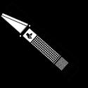 рефрактометр AQUA-LAB AQ-REF-SAL2 схема размеров