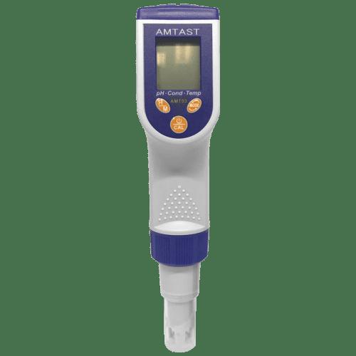 AMT03R прибор-мультиметр для измерения pH, ОВП, EC, TDS, Salt и Temp воды (без защитного колпачка)